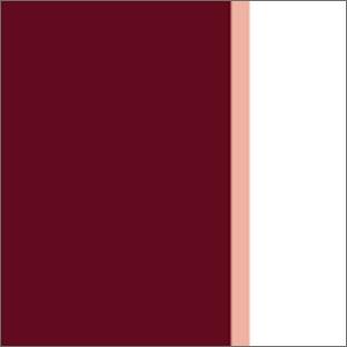 Bordeaux/White/Pink 50048
