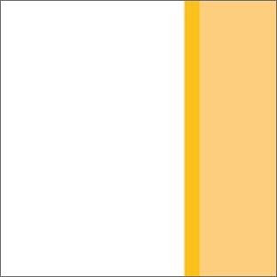 White/Medium Yellow/Sunflower 50056